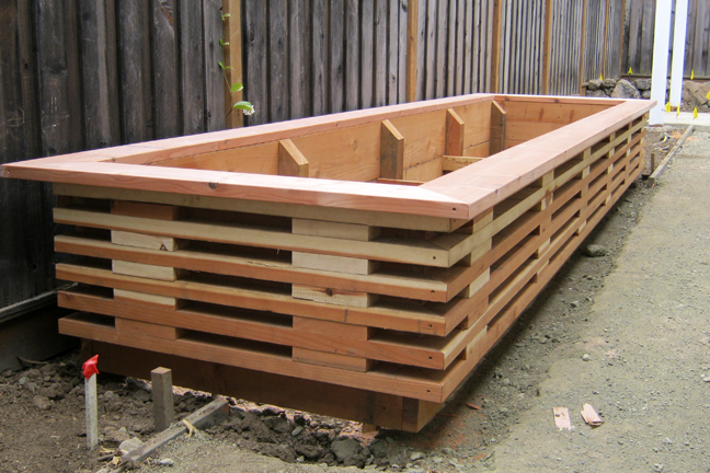 outdoor planter box plans free